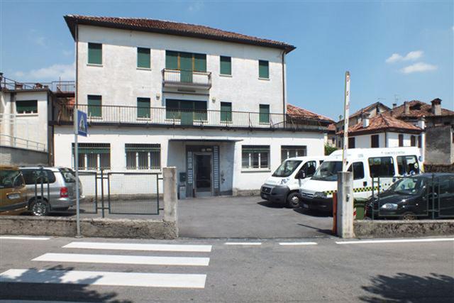 La sede del Centro servizi per il Volontariato a Belluno