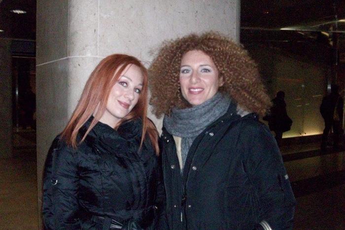Marilyn Alice Balest e Tamara Capizzi