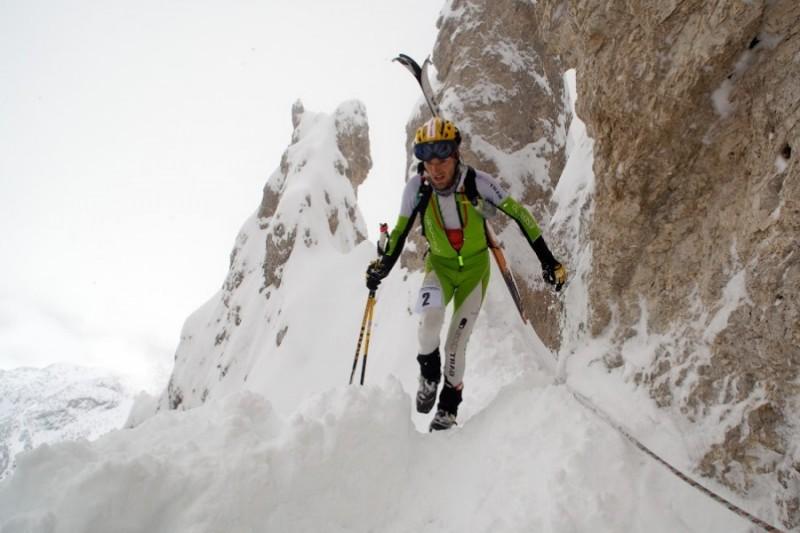 Scialpinismo foto di Riccardo Selvatico