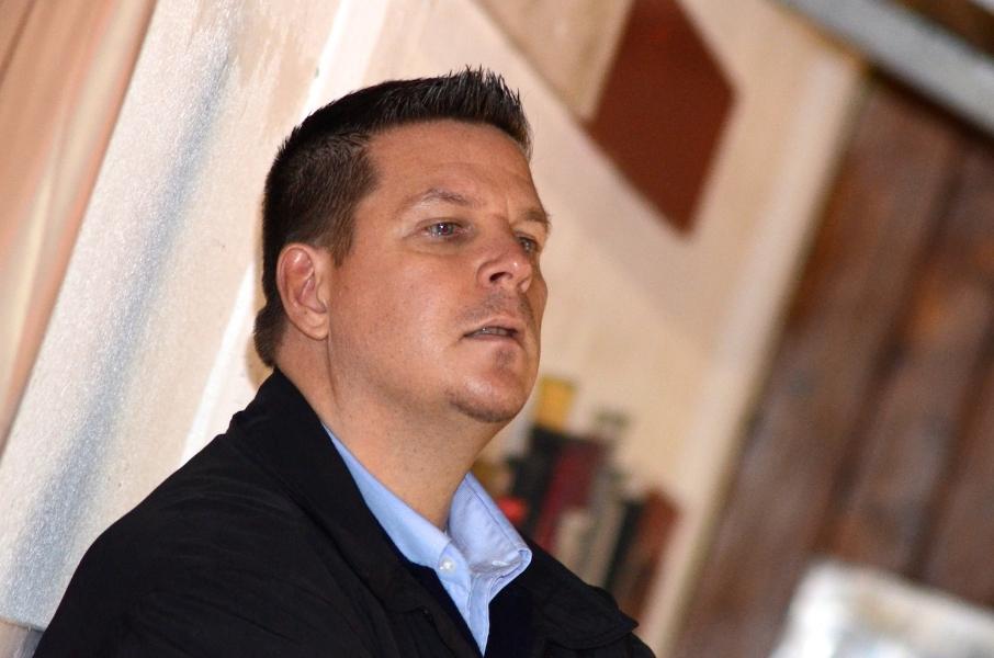 L'allenatore delle civette, Tom Pokel (Tonino Zampieri - Tiellephoto.it)