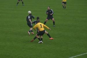 Il Calcio Alpago in azione