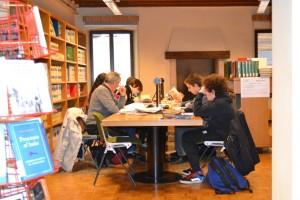 La Biblioteca a Belluno