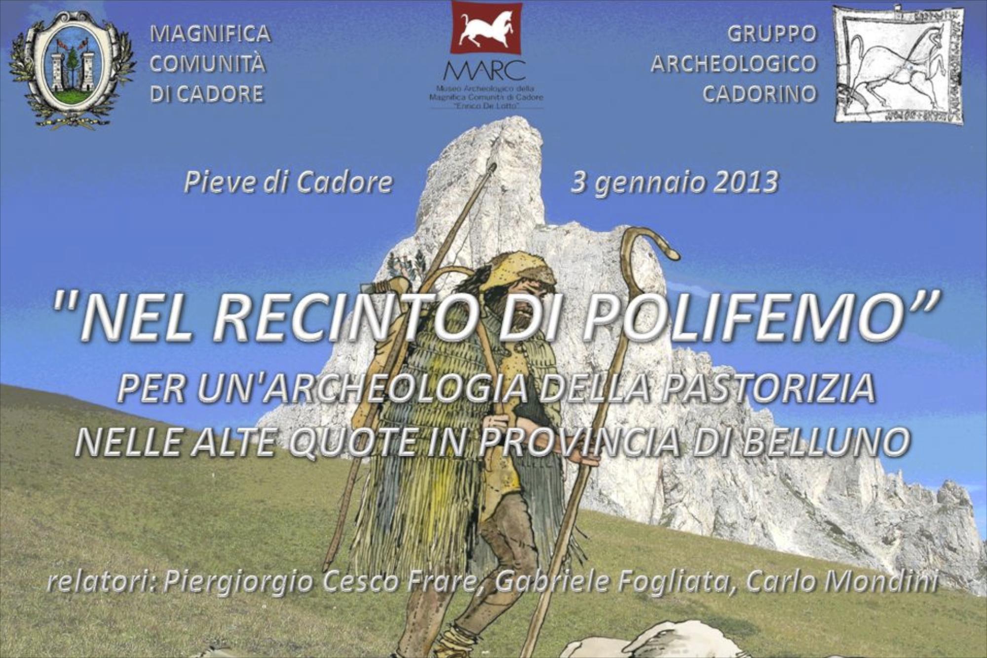 La copertina della conferenza