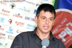 Patrick De Silvestro, vicepresidente dell'Alleghe Hockey (Tonino Zampieri)
