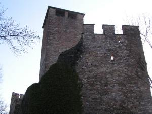 Il Castello di Zumelle a Mel