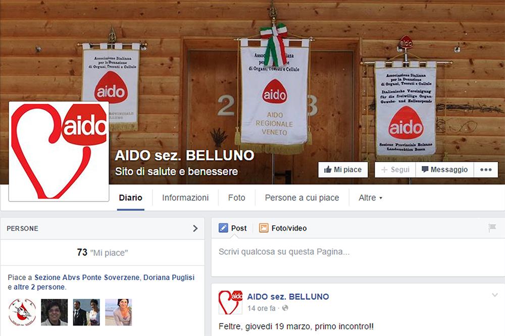 AIDO Associazione Italiana Donazione Organi e tessuti