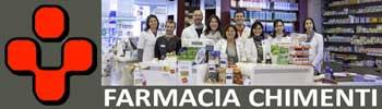 Farmacia Chimenti Viale Giovanni Paolo I n° 43 a Belluno
