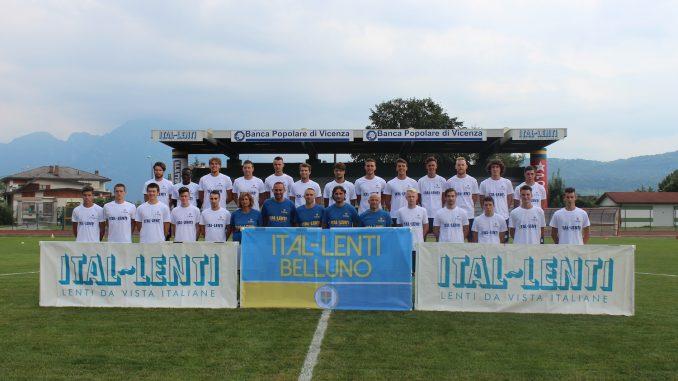 Calcio Ital-Lenti Belluno 2016 - 2017