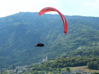 Guarnieri International Trophy parapendio