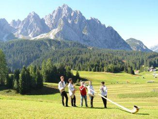 Sappada musica in montagna