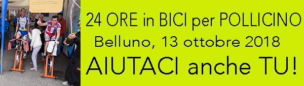 24 Ore in BICIcletta per Pollicino edizione 2018